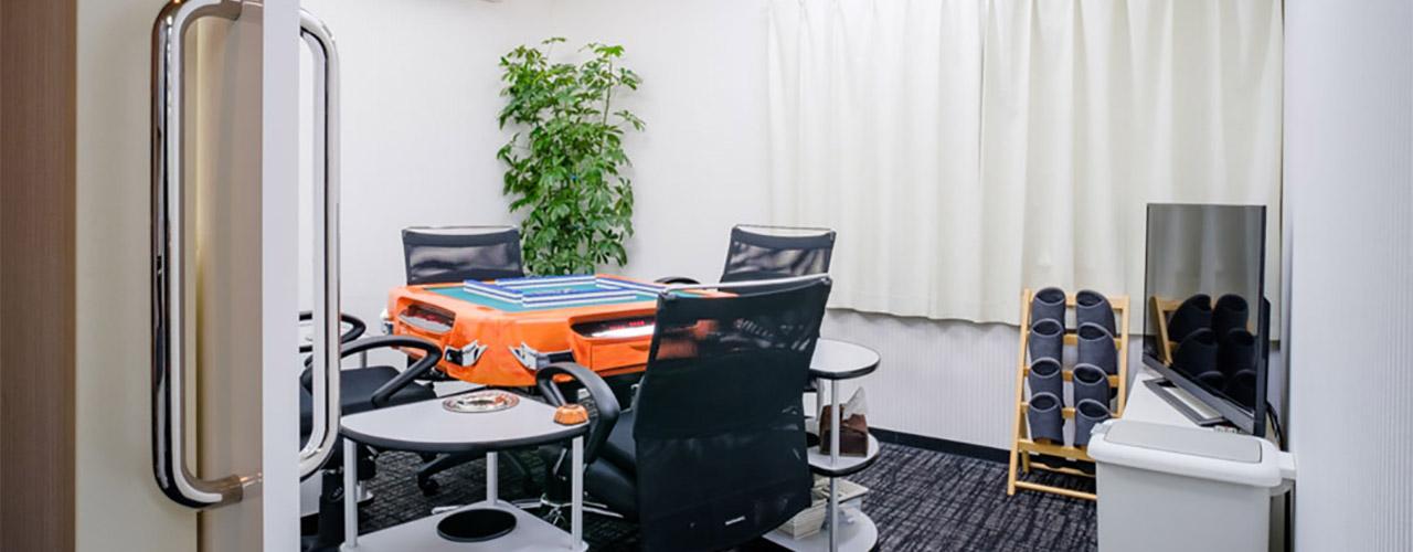 個室風VIPルーム
